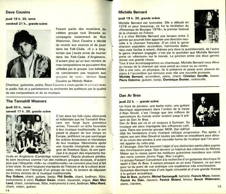 Ry Cooder - Nyon Folk Festival 22 Juillet 1979